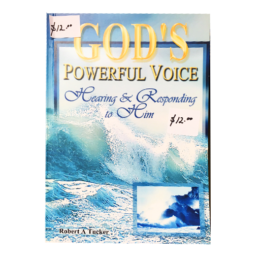 God's powerful voice